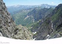 Coll de Peyre Blanc (2.570m).