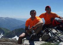 Petit Mont Valier (2.736m).