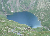 Estany Rond.