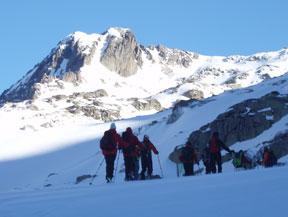 Montardo (2.833m) i Montardo Petit (2.781m) per Cavallers