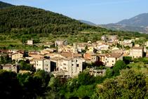 Vistes de Sant Julià de Cerdanyola.