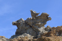 Roca de S´Àliga.