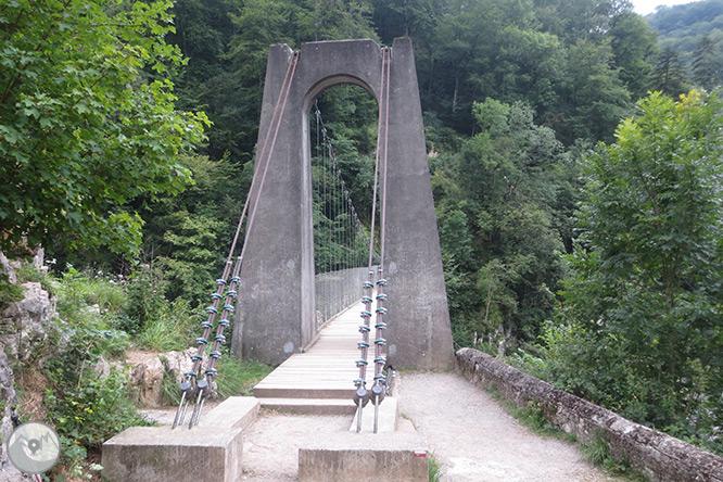 La passarel·la d