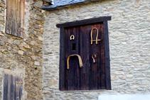 Detalls del passat ramader a Vilac.