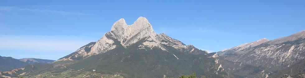 Pedraforca (2.506m) pel coll del Verdet i l�Enforcadura