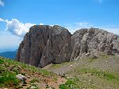 Pedraforca (2.506m) des de G�sol