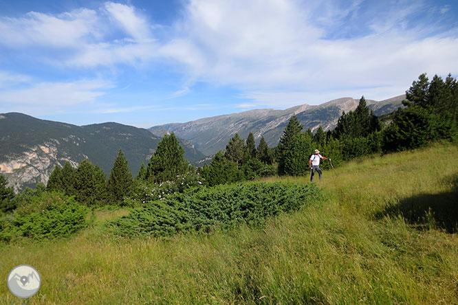 Pedraforca (2.506m) des de Gósol 1