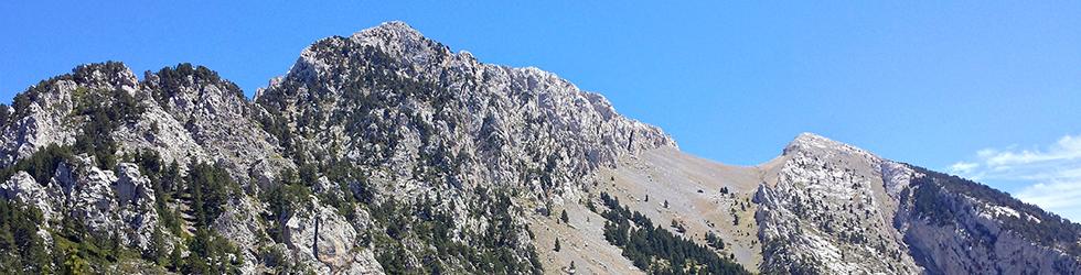 Pedraforca (2.506m) des de Gósol