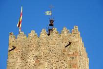 Torre de l´església de Santa Maria.