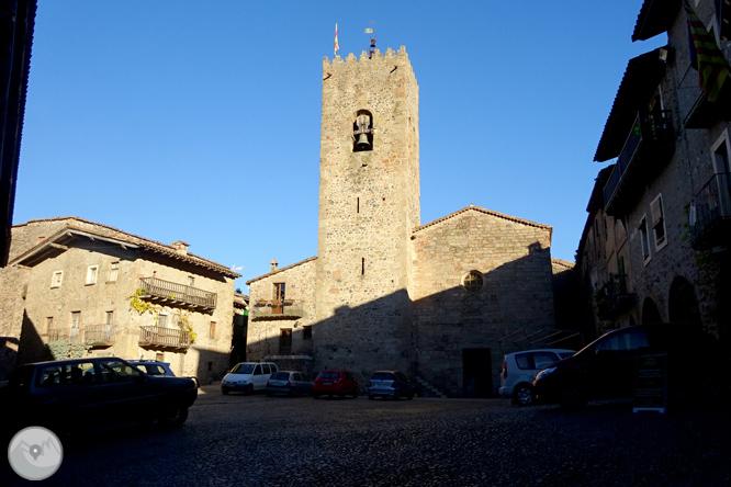 Per antics camins de monjos a Sant Julià del Mont 1