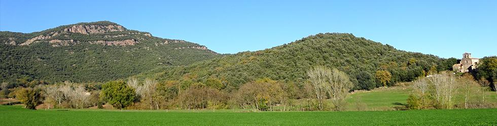 Per antics camins de monjos a Sant Julià del Mont