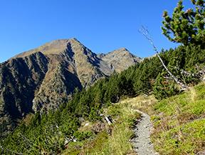 Pic de Comapedrosa (2.939m) des d�Arinsal