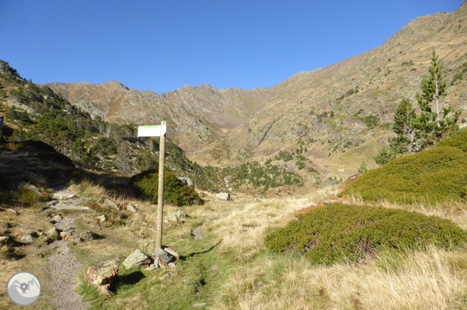 Pic de Comapedrosa (2.942m) des d