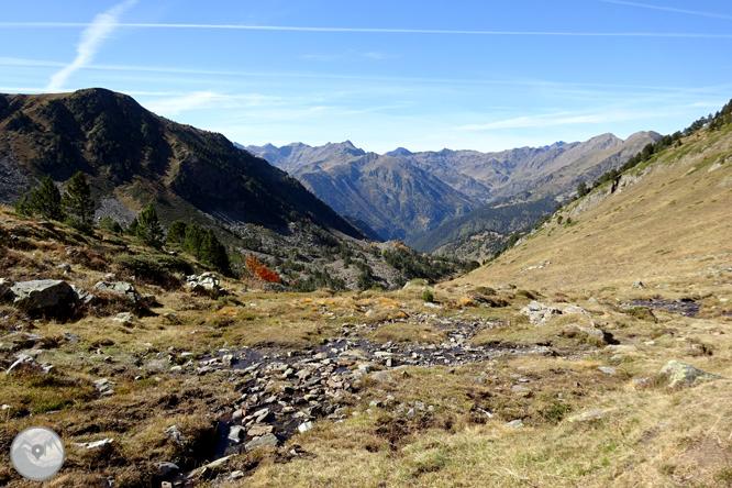 Pic de la Serrera (2.913m) per la vall de Sorteny 1
