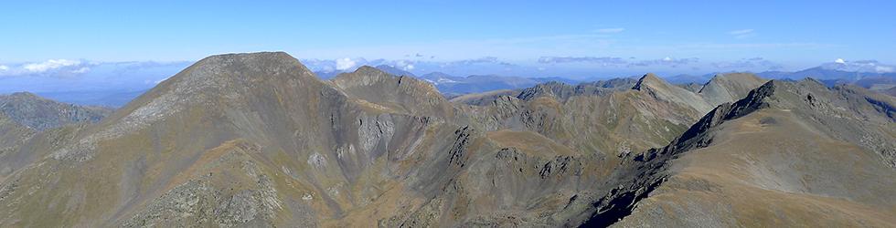 Pic de la Serrera (2.913m) per la vall de Sorteny
