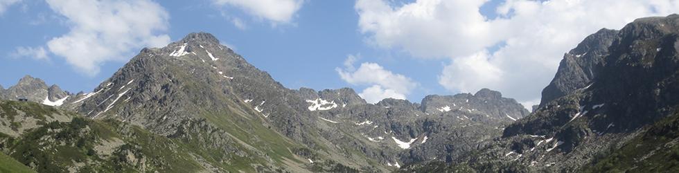 Pic de Rulhe (2.783m) des del Pla de les Peires
