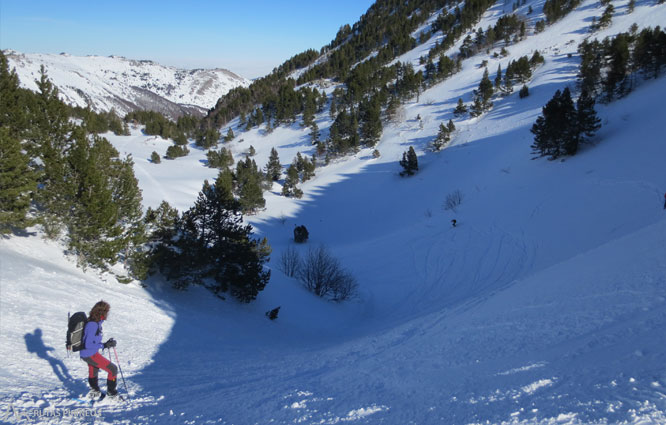 Pic de Tarbésou (2.364m) des de Mijanes 1