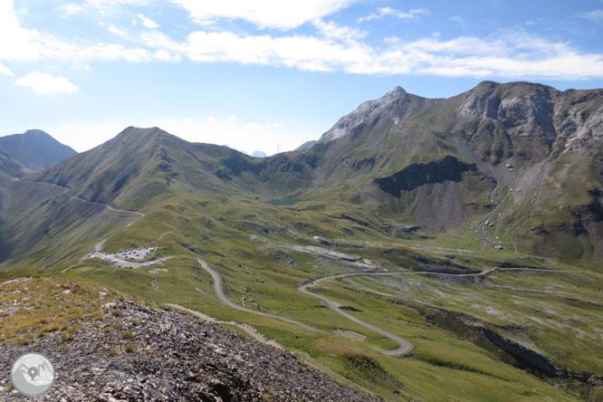 Pic de Tentes (2.322m) des del coll de Tentes 1