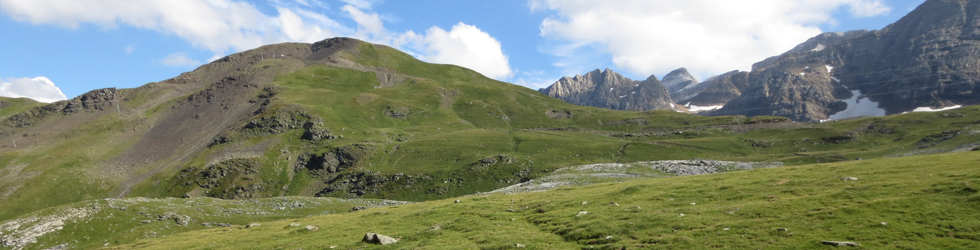 Pic de Tentes (2.322m) des del coll de Tentes