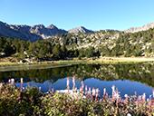 Pic de Montmal�s (2.781m) i circ dels Colells