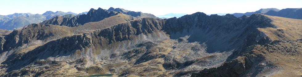 Pic de Montmalús (2.781m) i circ dels Colells