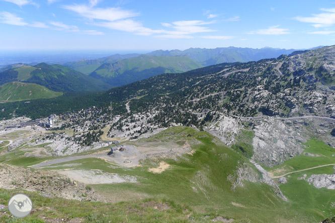 Pic Arlas (2.044m) des del coll de la Piedra de San Martín 1