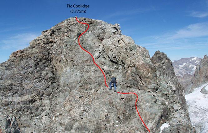 Pic Coolidge (3.775m) 2