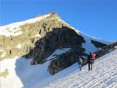 Pic d´Amitges (2.848m) i Tuc de Saboredo (2.829m)