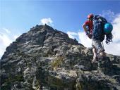 Pic de Cataperdís (2.806m) i pic d´Arcalís (2.776m)