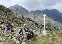 Coll de Port de Rat (2.537m).