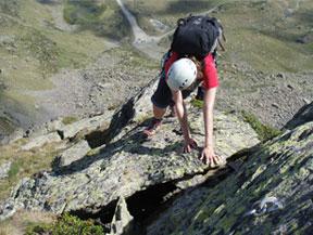 Pic de Cataperd�s (2.806m) i pic d�Arcal�s (2.776m)