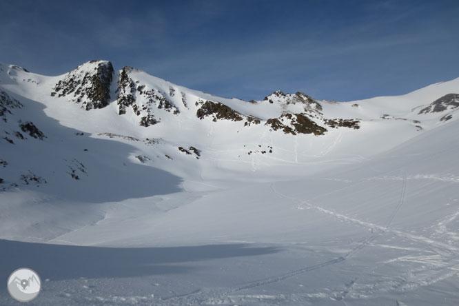 Pic de la Coma del Forn (2.685m) des de la Pleta del Prat 1