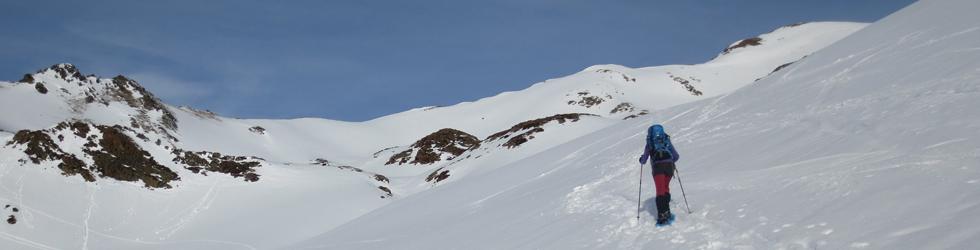 Pic de la Coma del Forn (2.685m) des de la Pleta del Prat