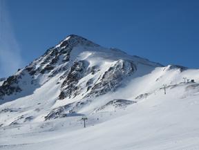 Pic de la Mina (2.683m) des del coll de Pimorent