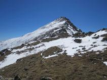 Cota 2.594m, avantcim del pic de Nérassol.