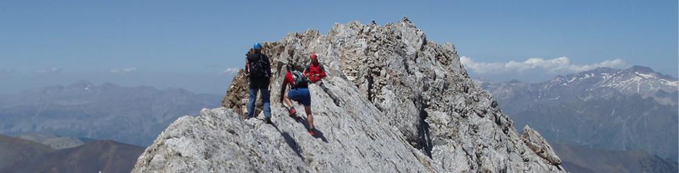 Ballibierna (3.067m) i Culebres (3.062m) per Llauset