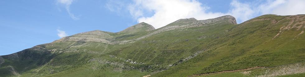 Pic Ori (2.017m) des del port de Larrau