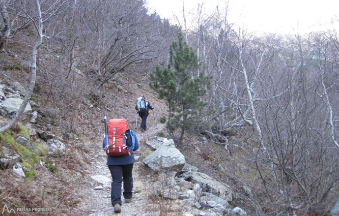 Posets (3.375m) pel refugi Ángel Orús 1