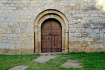 Portalada de Sant Llorenç.