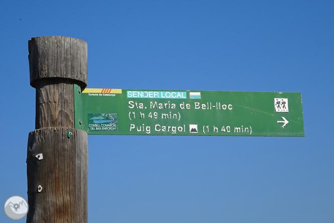 Puig Cargol i la plana calongina 1