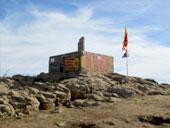Puigsacalm (1.515m) i Puig dels Llops (1.486m) des de Joanetes