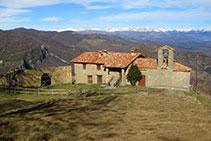 Ermita de Santa Magdalena del Mont.