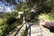 Camí del Roc de Patapou.