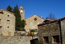 Església de Sant Martí de Campelles.
