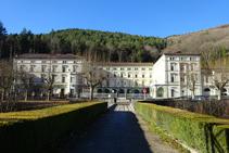 Balneari de Montagut.