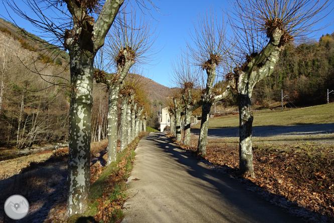 Per Campelles i Ribes de Freser sota la mirada del Taga 1