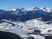Roc de Madres (2.469m) des d�Odell�