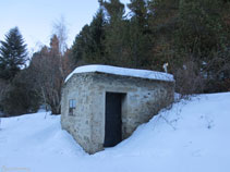 Cabana de Becet