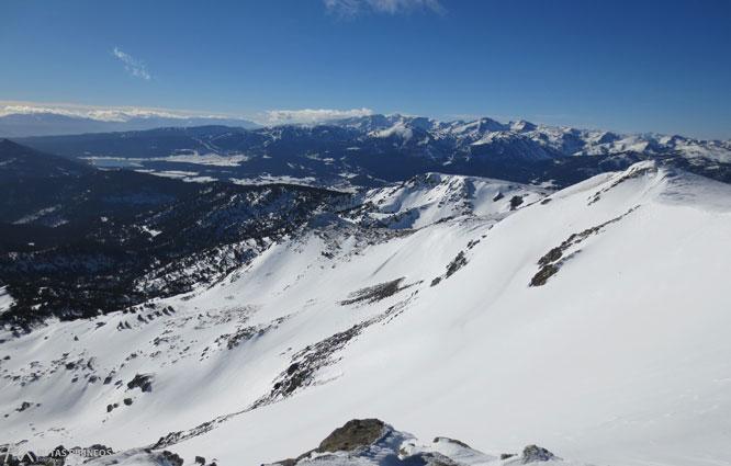 Roc de Madres (2.469m) des d
