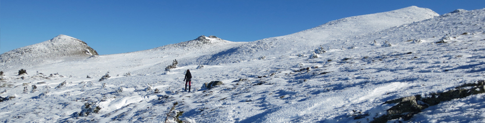 Roc de Madres (2.469m) des d�Odelló